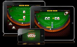 Mobiel online Blackjack